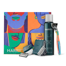 Harry's Limited-Edition Shave with Pride Set - 3ct Blade Refills Multicolor