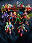 Vintage Toxic Crusaders Action Figure Bundle 90s Toys