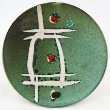 Céramique Coupelle Gilbert PORTANIER à VALLAURIS ceramic 50 derval/del pierre...