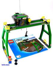 LEGO®  Eisenbahn / City   Container Kran aus 7939