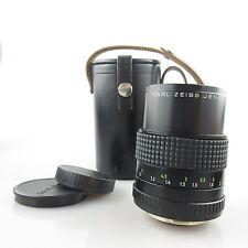 Für Praktica B PB Carl Zeiss Prakticar 3.5/135 MC Objektiv / lens mit case