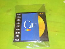 PETER GABRIEL - CV !!!!!MEGA RARE CD VIDEO !!!!!!!!!!!!!!