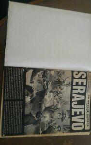 The Servizi Special Della Domenica Del Corriere - The Grande War 20 Chaps