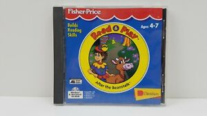 Rare Fisher Price Read & Play After the Beanstalk Windows Mac PC CD ROM B465