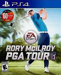 EA SPORTS Rory McIlroy PGA TOUR (PlayStation 4, PS4) Brand New Factory Sealed!
