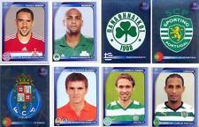 Panini fútbol Champions League 2009 ~ 30 diferentes sticker ~~~ set 1