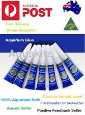 Aquarium Glue Adhesive Glue Aquatic Plant wood Moss Coral Sea Freshwater 5g