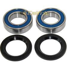 Front Wheel Ball Bearing and Seals Kit Fits KAWASAKI ZX1200 Ninja ZX-12R 2000-06