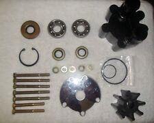 Complete MerCruiser Bravo Raw Water Pump Impeller Kit W/ Bearings 46-807151A14