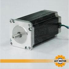 1PC Nema23 23HS2430 1.8° Schrittmotor 3A 4.8V 112mm 2.8Nm ACT Motor