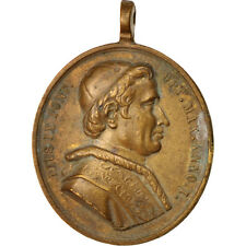 Jetons & Médailles, Vatican, Medal, Pius IX, St Peter and St Paulus #412437