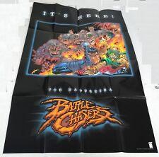 Battle Chasers promo poster (Image Comics 2018) Joe Madureira