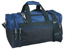 "Men/Women Duffle Bag Duffel Travel Size Sports Gym Bags Workout Carry-On 17"""