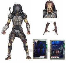 NECA Aliens AVP Fugitive The Predator Ultimate 18cm Action Figure Statue Model