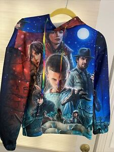 Stranger Things Youth Hoodie Size M (10-12)