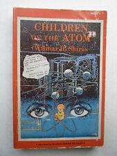CHILDREN OF THE ATOM by Wilmar H. Shiras 1978 PAPERBACK Pennyfarthing Press