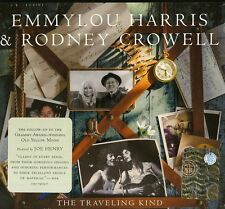 HARRIS EMMYLOU & CROWELL RODNEY - THE TRAVELING KIND  -  CD  NUOVO SIGILLATO
