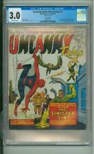 Amazing Spider-Man Annual #1 CGC 3.0 1st App Of The Sinister Six UK Edition 1960