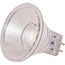1.6w LED MR11 LED 12v G4 base 40' beam spread 3000K Warm White