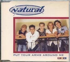 Maxi CD - Natural / Put Your Arms Around Me