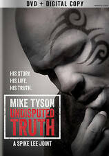 #4 MIKE TYSON UNDISPUTED TRUTH Brand New DVD FREE SHIPPING