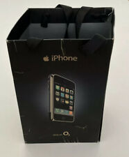 Vintage Apple iPhone 1st Generation 2g 4gb 8gb 16gb Launch Day Bag Rare 02 Rare