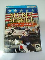 Secret Service Security Breach - Jeu De Pour PC Cd-Rom Espagne