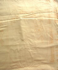 Craft Panel Cream Placemats to Embroider, Stitch Instructions on Edges, Males 4