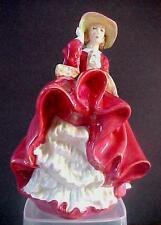 """Royal Doulton Figurine Top O' The Hill red Hn 1834 7"""" tall (Mint Condition)"""