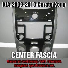 OEM Genuine Parts Dash Board Center Fascia For KIA 2009-2010 Cerato Koup