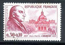 STAMP / TIMBRE FRANCE OBLITERE N° 1260 CELEBRITE / JEAN MARTIN CHARCOT