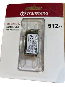 Transcend 128GB SATA III 6Gb/s MTS430S 42 mm M.2 SSD Solid State Drive (TS128GMT