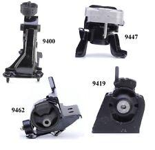 3 PCS MOTOR & TRANS MOUNT FOR 2009-2010 Pontiac Vibe 1.8L Engine AWD Automotive Car & Truck Parts