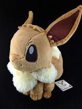 Pokemon Pokémon Best Wishes! High Quality Plush Doll I LOVE EIEVUI Eevee
