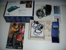 ERICSSON T10s JUICY BLUE 1999 ORIGINALE UNICO + BATTERIA NUOVA ACCESSORI SCATOLA