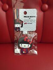 Hello Kitty Kokeshi (40Th Anniversary) Limited Edition Keychain (HK1)