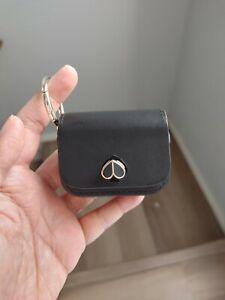 Kate Spade Nicola Twistlock Airpod Pro Case In Black