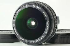 [Optical MINT] Olympus OM System Zuiko Auto Fisheye 16mm f/3.5 Lens JAPAN 245
