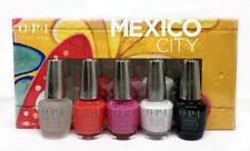 OPI INFINITE SHINE - MEXICO Spring 2020 Collection - MINI set (0.125oz x 5)