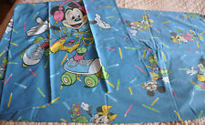 Disney CTI Reversible Duvet Cover + Minnie and Mickey Pillowcase