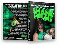 Shane Helms Wrestling Shoot Interview DVD, WWE WWF WCW The Hurricane TNA Omega