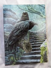 The Watchmen - Ravens - Lisa Parker Greetings Card & Envelope - BNWT
