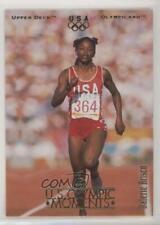 1996 Upper Deck Olympicard Valerie Brisco #23