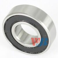 Stainless Steel Miniature Ball Bearing S698-2RS 2 Rubber Seals 8x19x6mm