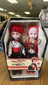 Living Dead Dolls and Mezco Toyz present The Great Zombini