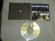 Duke Ellington's - Greatest Hits vol 2 (Cd, Compact Disc) Complete Tested