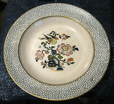 5x Mason patent ironstone china marked G 1828 dish/plate 8 1/8 inches diameter