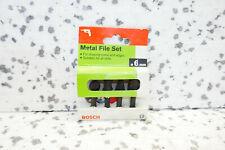 BOSCH METAL FILE SET 6mm