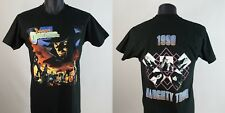 Vintage DANGER DANGER NAUGHTY TOUR 1990 T Shirt L Authentic Glam Metal Tee NOS