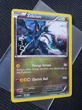 Pokemon Zekrom Holo Rare Roaring Skies 64/108